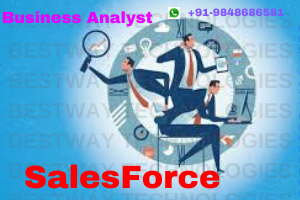 Business analyst – SalesForce