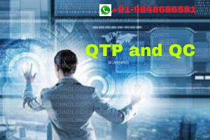 QTP & QC Testing