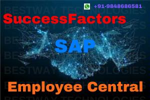 SAP SuccessFactors - Employee Central
