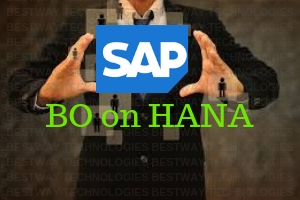 SAP BO on HANA