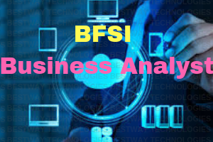 Business Analyst  BFSI