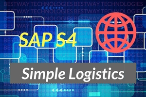 SAP S4 Simple Logistics